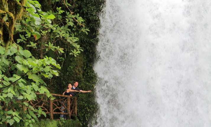 La Paz Waterfall Gardens Nature Park