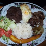 Traditional Costa Rican Cuisine